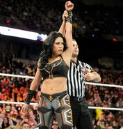 Evil Melina Victorious