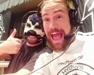 Excalibur & Chris Hero