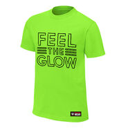 Naomi Feel The Glow Neon Youth Authentic T-Shirt