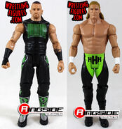 WWE Battle Packs 45 Triple H & Road Dogg