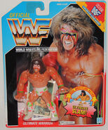 WWF Hasbro 1991 Ultimate Warrior