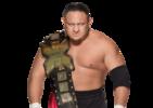 Samoa Joe 8th NXT Champ