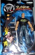 WWE Ruthless Aggression 3 Rob Van Dam