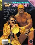 WWF Wrestling Spotlight 22