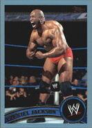 2011 WWE (Topps) Ezekiel Jackson 42