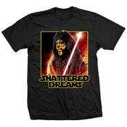 Dustin Rhodes Shattered Dreams T-Shirt