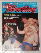 Inside Wrestling - September 1983