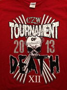 CZW Tournament of Death XII T-Shirt