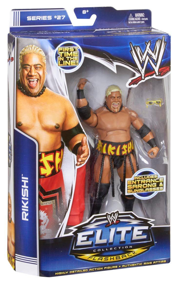 Rikishi (WWE Elite 27)