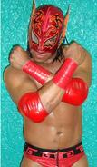 Dragón Rojo, Jr. 7