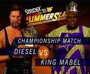 SS 95 Diesel v King Mabel
