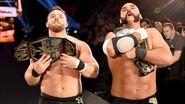 WWE Roadblock 2016.18
