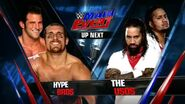 Hype Bros vs The Usos
