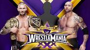 WM30 Orton v Batista