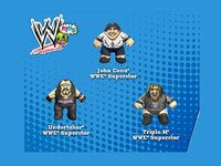 2010 WWE Burger King