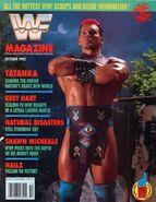 October 1992 - Vol. 11, No. 10