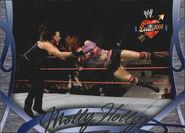 2004 WWE Divas 2005 (Fleer) Molly 45