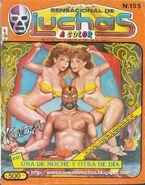 Sensacional de Luchas 155