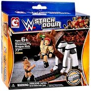 WWEStackdownSheamusBrogueKick