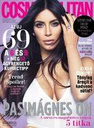 Cosmopolitan - February 2016 (Hungary)