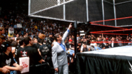 Mankind vs The Undertaker Hell in a Cell Match King of the Ring 1998 16