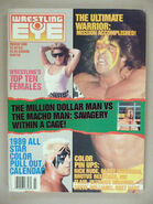 Wrestling Eye - March 1989