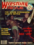 Wrestling Revue - February 1978