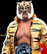 Tiger Mask IV 2