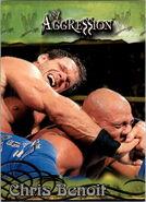 2003 WWE Aggression Chris Benoit 50