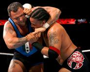 Raw 2011 Santino