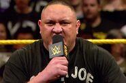 Samoa Joe Debut WWE NXT