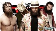 TLC 2013 Bryan v Wyatt Family