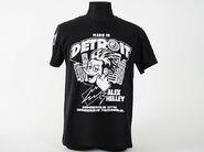 Alex Shelley 'Made In Detroit' T-Shirt