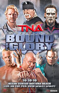 Bound for Glory 2010 poster
