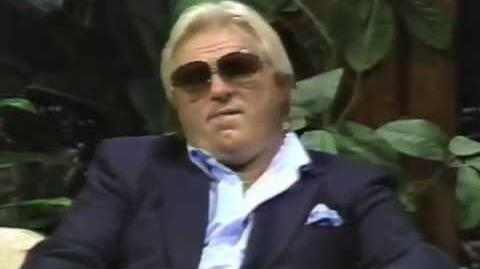 WWF BOBBY HEENAN & GORILLA MONSOON ON TNT Tuesday Night Titans 7 23 86 Re Andre Giant The Machines