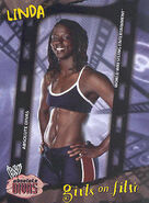 2002 WWE Absolute Divas (Fleer) Linda 97