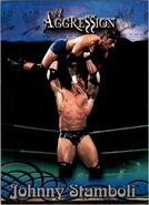 2003 WWE Aggression Johnny Stamboli 60