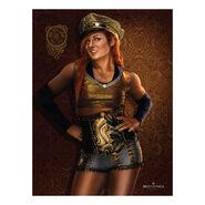 Becky Lynch 18 x 24 Poster