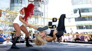 SummerSlam 2013 Axxess day 2.3