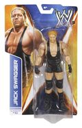 WWE Series 36 Jack Swagger