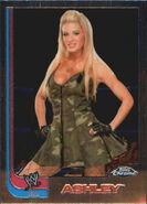 2008 WWE Heritage III Chrome Trading Cards Ashley 64