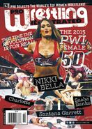 Pro Wrestling Illustrated - February 2016