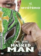 Rey Mysterio The Life of a Masked Man (DVD)