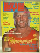 Wrestling Eye - February 1987