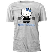 Chrissy Rivera Hello Chrissy Shirt