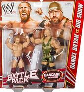 WWE Battle Packs 19 Daniel Bryan & Big Show