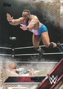 2016 WWE (Topps) Then, Now, Forever Big E 106