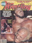 Inside Wrestling - November 1977