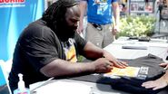 SummerSlam 2013 Axxess day 2.11