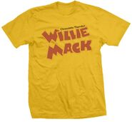 Willie Mack Chocolate Thunder Shirt